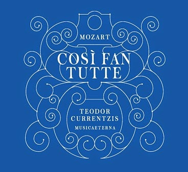 CD REVIEW: Wolfgang Amadeus Mozart - COSÌ FAN TUTTE (Sony Classical 88765466162)