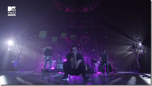 Coldplay MTV VMAJ 2014