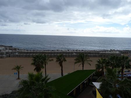 Cazare Madeira: plaja hotel Calheta Beach
