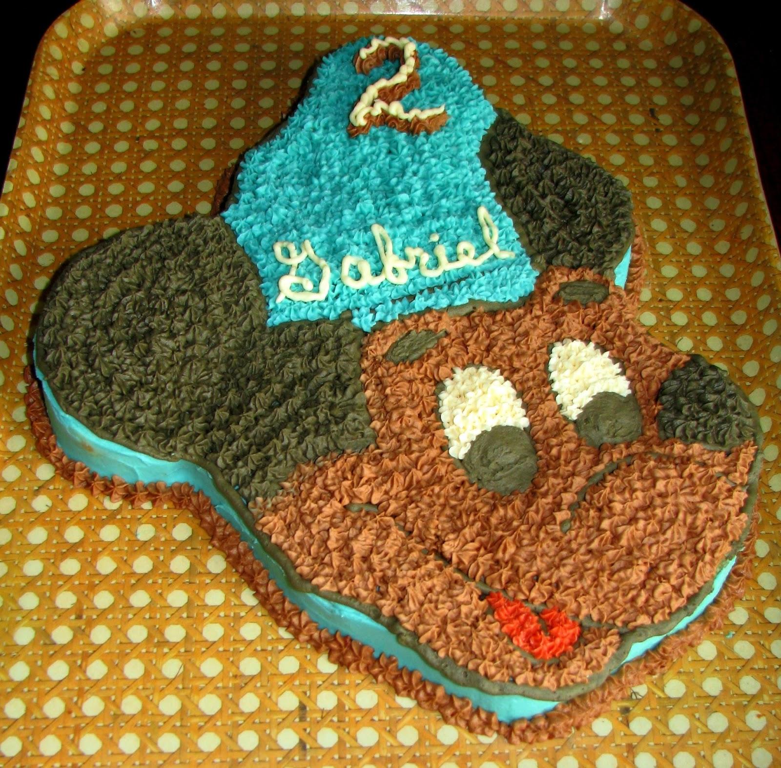 Cakes Sandra 5