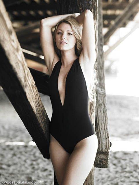 Blake Lively linda sensual Serena van der Woodsen sexy desbaratinando  (78)