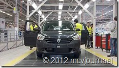 Productie Dacia Lodgy 09