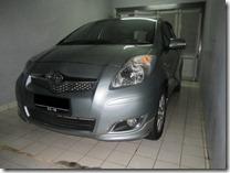 Jual Beli Mobil Bekas Toyota Yaris E AT 2011 Erick Bambang WT ACC