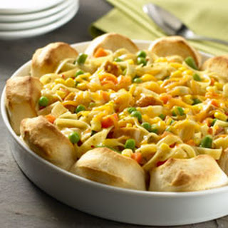 Pot Pie Side Dishes Recipes