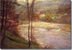 3-Morning-on-the-Whitewater-Brookille-Indiana-landscape-John-Ottis-Adams
