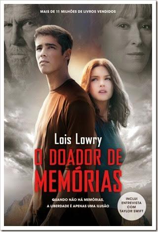 o doador de memorias