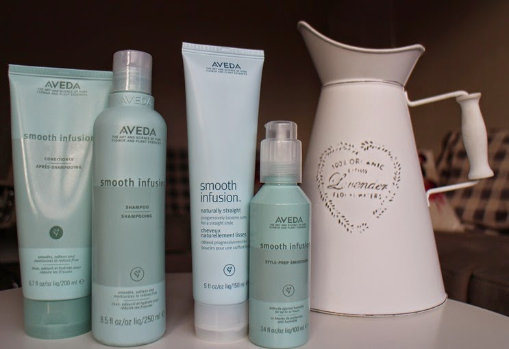Aveda-Smooth-Infusion-collection