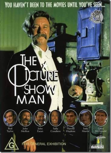 Picture show man