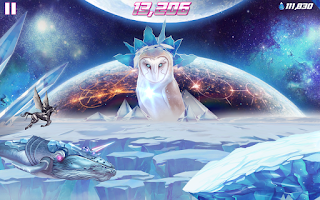 Screenshot of Robot Unicorn Attack 2
