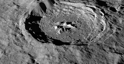 Cratera Hayn