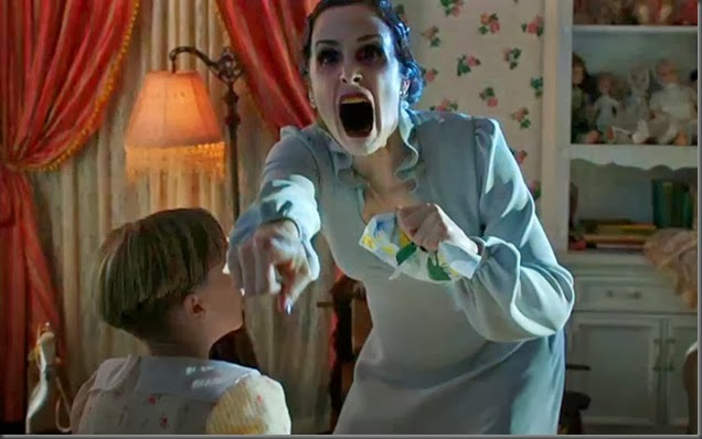 Insidious 2 trailer <br />(Screengrab)