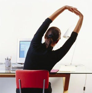 gimnastica sport la birou