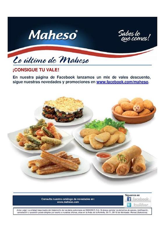 Promocion Maheso