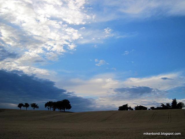 Gascon skies