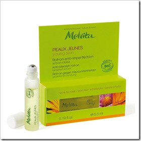 מלויטה- נוזל אורגני לטיפול בפצעונים צילום גון סל