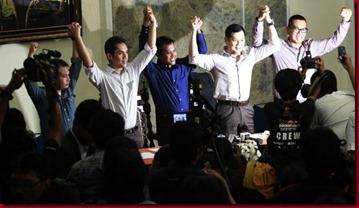 Skandal Mundurnya 800 Kader Partai Nasdem di jakarta