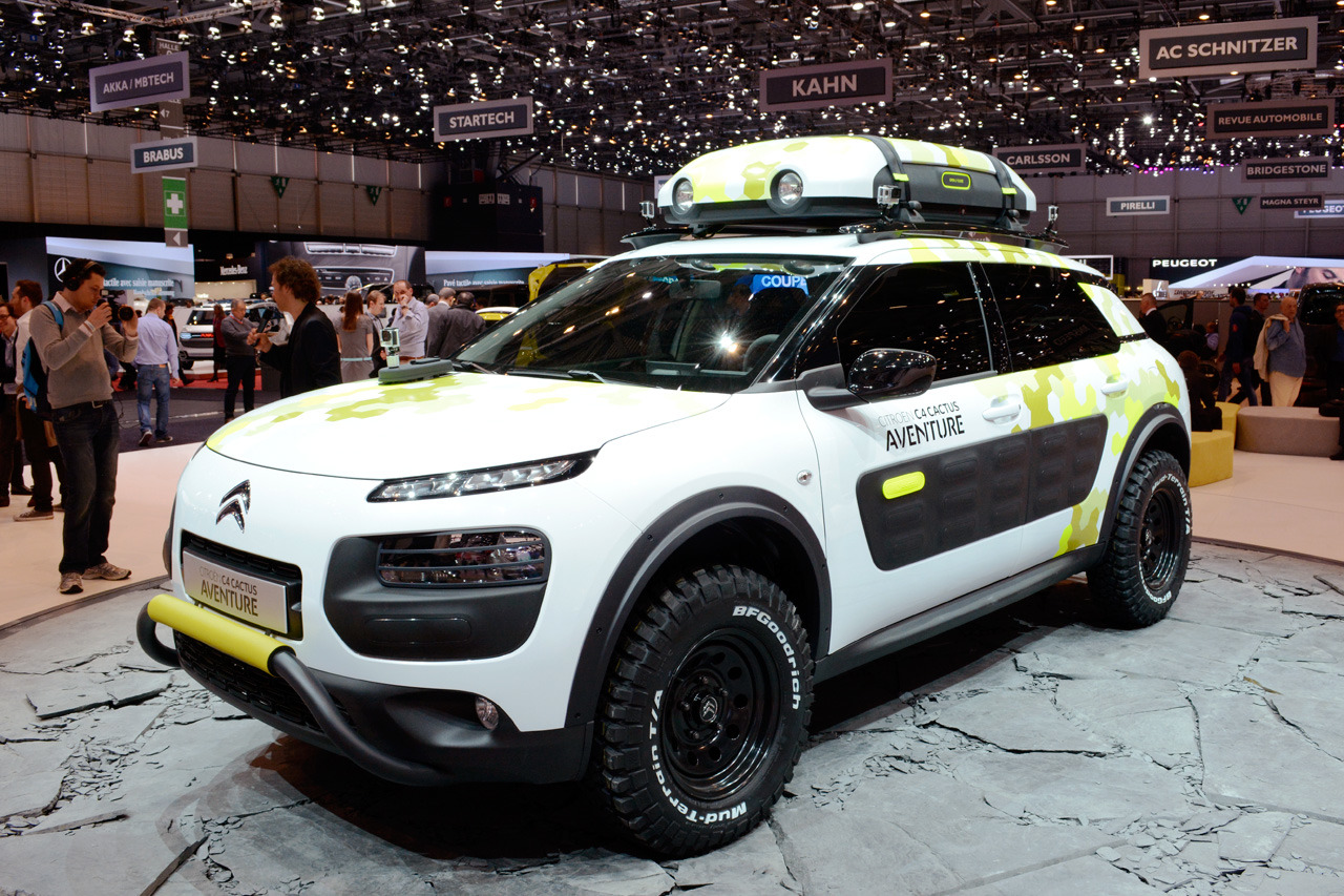 Citroen C4 Cactus Specs 2014 2015 2016 2017 Autos Post