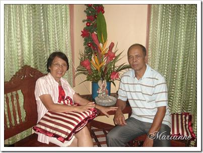 Tatay and Mama