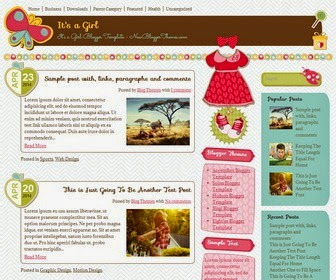 Its-a-Girl-Blogger-Template