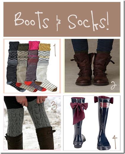 boots&socks