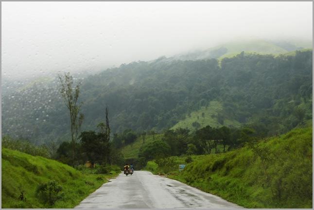 Lakhya dam road