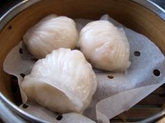 Ha Gau – Prawn Dumplings