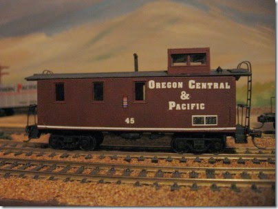 IMG_9396 OCP Caboose #45 on my Dad's Layout on November 22, 2007