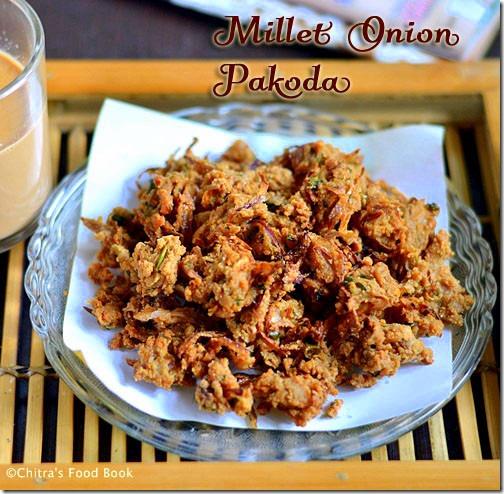 Onion-pakoda
