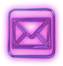 114131-glowing-purple-neon-icon-social-media-logos-mail-square