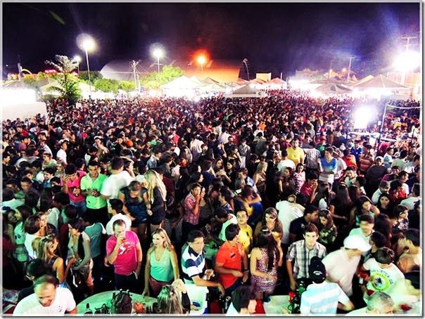 Festa da padroeira Jardim de Piranhas_Jael Max (2)
