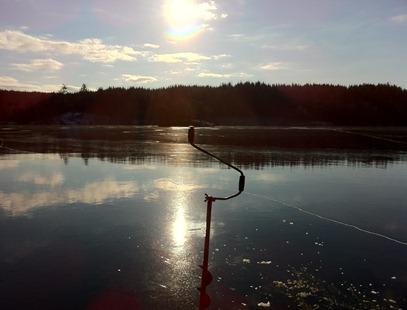 lilla hålsjön 1