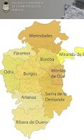 Screenshot of Escudos Burgos