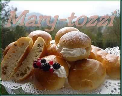 11 maritozzi di Mary