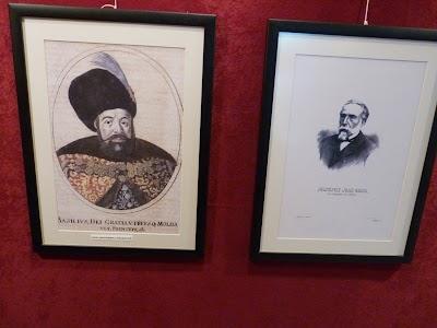 Vasile Lupu si Ioan Ghica