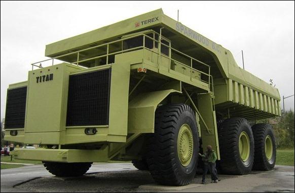 Worlds μεγαλύτερη-Truck-Terex-Titan-01