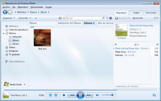Descargar Windows Media Player gratis