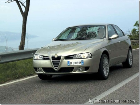 Alfa Romeo 156 2.4 JTD (2003)8