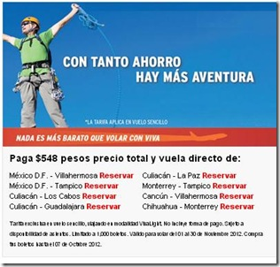 promociones excelentes de vuelos baratos con vivaerobus siti web ahorros de aerolinea mexicana