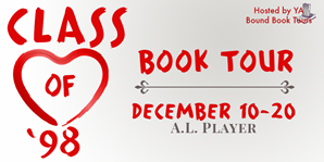 {Review+Giveaway} Class of '98 by A.L. Player