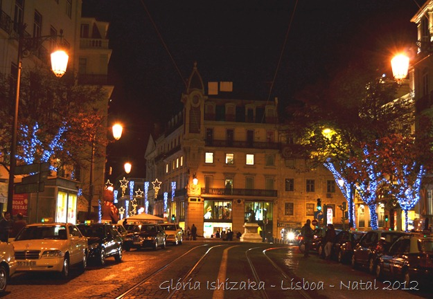 Glória Ishizaka - Lisboa - Luzes de Natal - 32