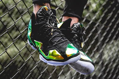 nike lebron 11 nsw sportswear ext kings crown 4 03 Nike LeBron 11 EXT Crown Jewel On Foot & Release Date