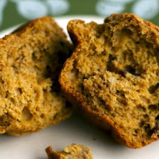 Protein-Powered Whole Wheat Pumpkin Muffins