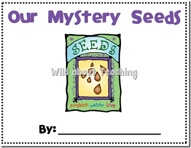 Our Mystery Seeds