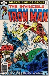 P00023 - El Invencible Iron Man #124