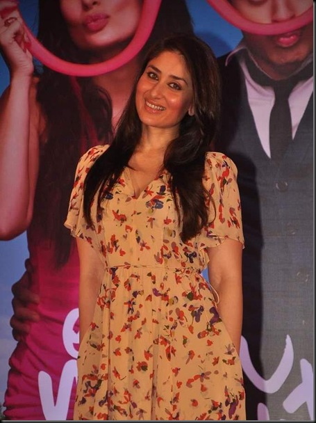 Kareena Kapoor, Imran Khan unveil Ek Main Aur Ekk tu first look12