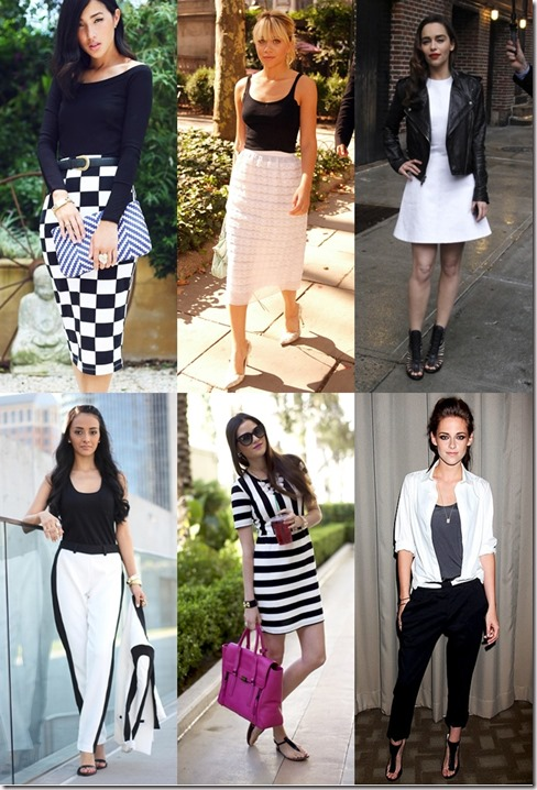 how-to-wear-spring-2013-black-and-white-trend