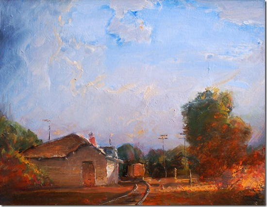 Florida_TrainTracks_oil_pan