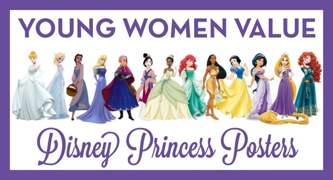 Young Women Value Disney Princess Posters | Free Download