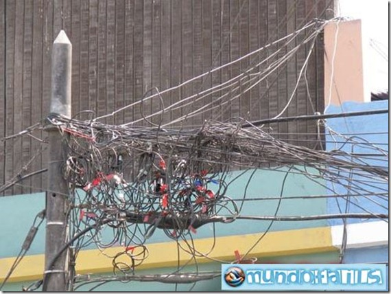 seguridad cableado