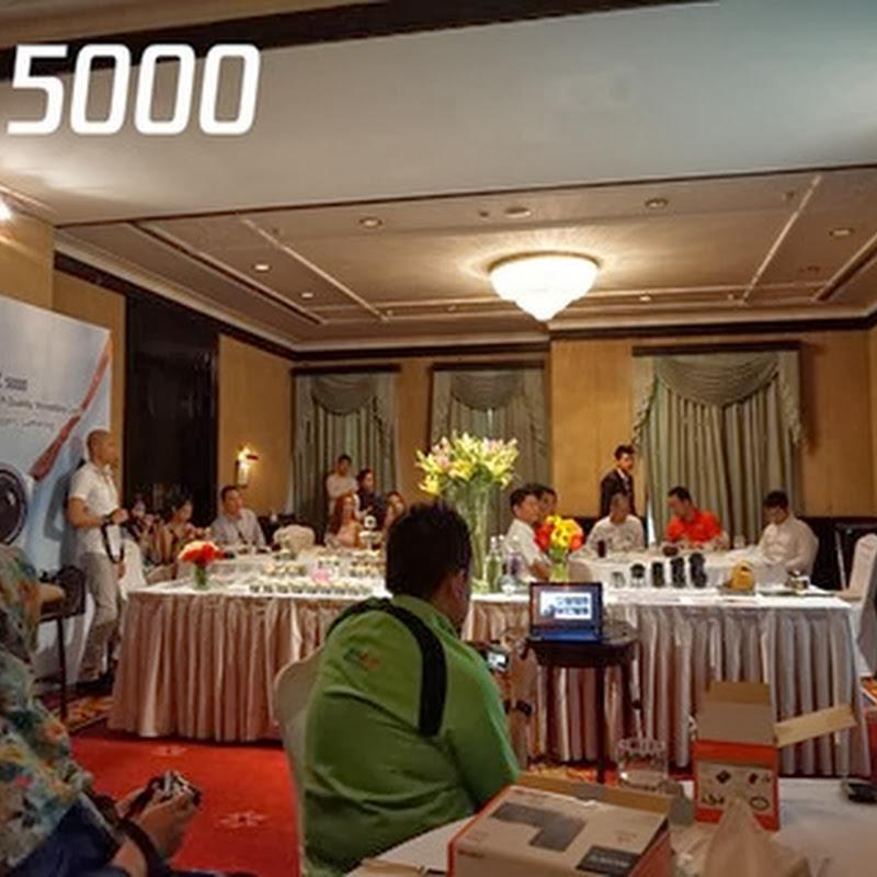Sekitar majlis pelancaran SONY ALPHA 5000
